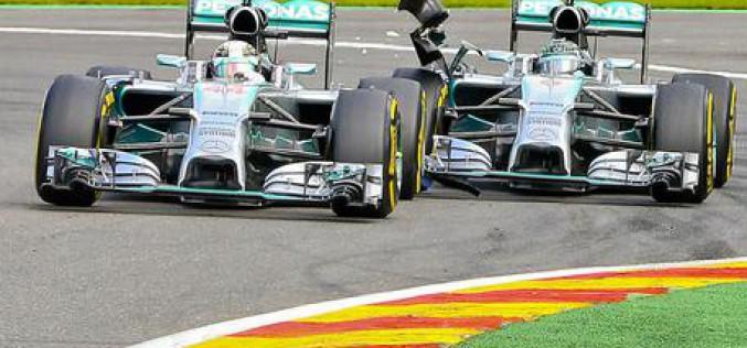 F1: Rosberg-Hamilton, niente indagine Fia