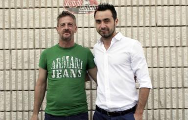 Stagione 2014/2015 Raduno Foggia calcio