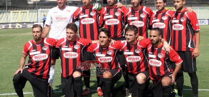 La cronaca: Foggia-Martina 3-2