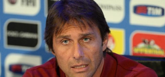 """Italia, Conte: """"Con l'Olanda giocano Sirigu e Marchisio, El Shaarawy da valutare"""""""