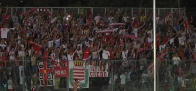 Barletta-Nuova Cosenza 3-0