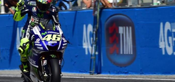 MotoGP, Rossi fa impazzire Misano: è trionfo