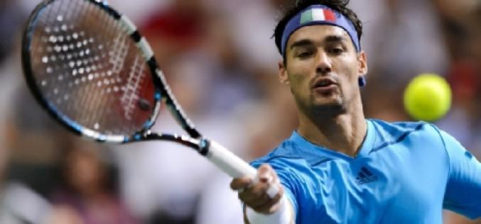 Coppa Davis: Federer distrugge Fognini, Italia fuori