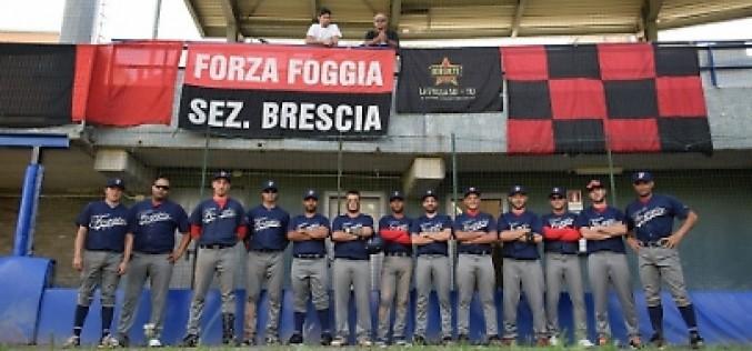 Il Baseball Club Foggia torna grande anche dopo l'estate: 1-1 col Sala Baganza