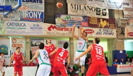 Esordio in casa per la Castellano Udas Cerignola, subito in viaggio il Basket Città di San Severo