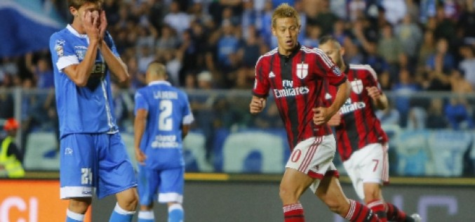 Serie A: Empoli-Milan 2-2, primo gol italiano di Torres