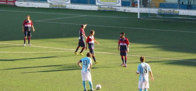 Manfredonia-Gelbison 2-0