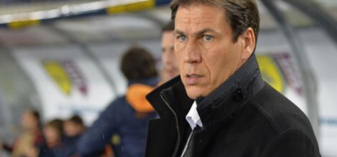"""Roma, Garcia: """"Domani sarà dura, dobbiamo essere protagonisti"""""""