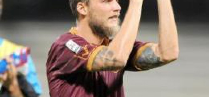 Salernitana, tegola Trevisan: out un mese