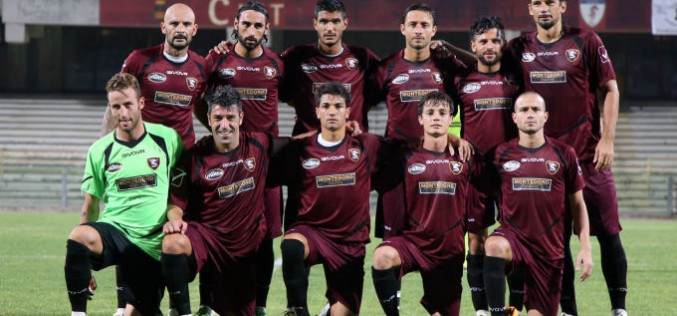 Martina Franca-Salernitana 1-2