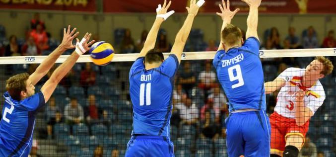 Mondiali pallavolo, Italia già qualificata per 2/a fase