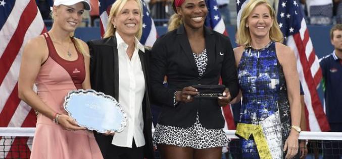 Tennis: Serena Williams batte Wozniacki e vince Us Open