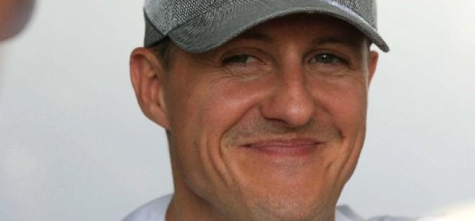 Michael Schumacher potrebbe tornare a casa per Natale