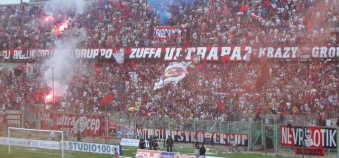 Taranto, i convocati per il match di Coppa Italia contro il Monopoli