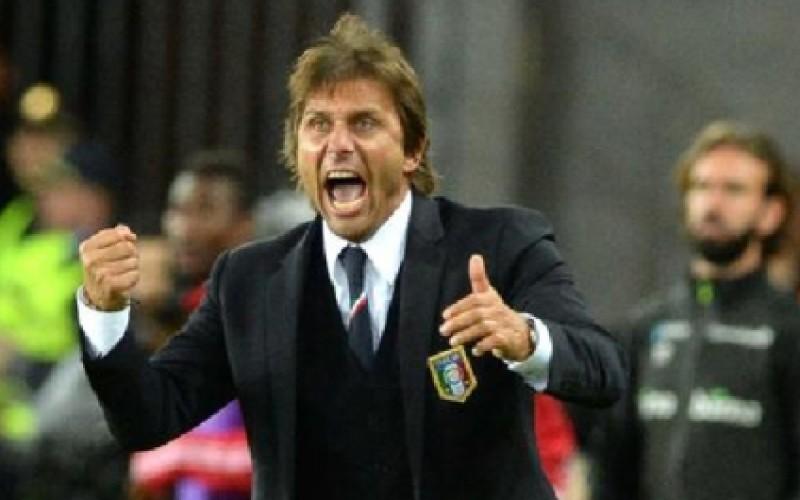 """Italia, Conte: """"Lavoriamo bene, chi merita gioca"""""""