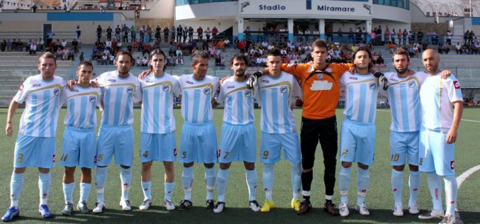 Manfredonia-Puteolana 4-0 Vittoria scacciacrisi dei biancoazzurri