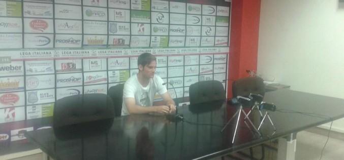 Conferenza stampa di Agostinone