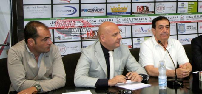 La PFC SRL, società di servizi per la pubblica amministrazione tra i nuovi sponsor del Foggia Calcio