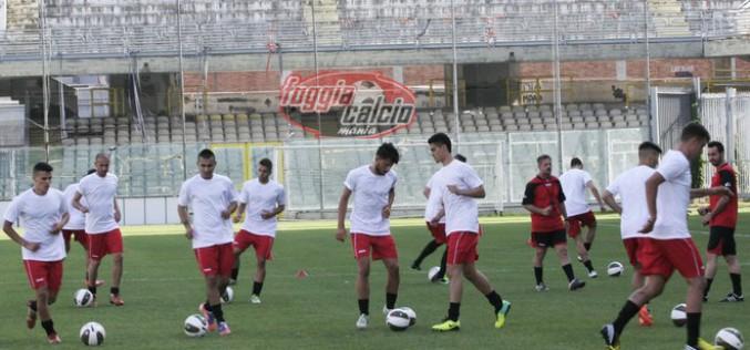 Ripresi gli allenamenti, in campo anche Sarno, a parte Gigliotti e Quinto