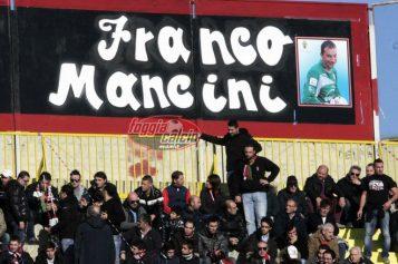 Foggia – Paganese, l'omaggio a Franco Mancini