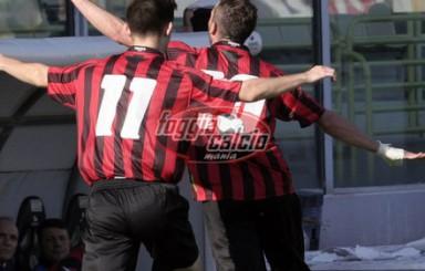 Stagione 2013/2014 Foggia calcio-Ischia