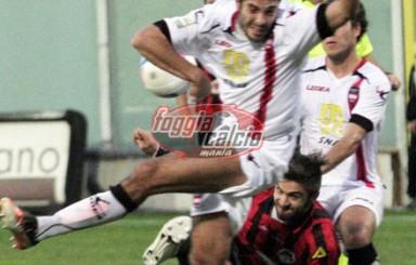 Stagione 2013/2014 Foggia calcio-Sorrento