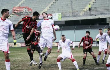 Stagione 2013/2014 Foggia calcio-Teramo