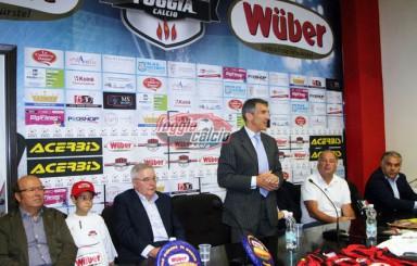 Stagione 2013/2014 Presentazione sponsor Wuber