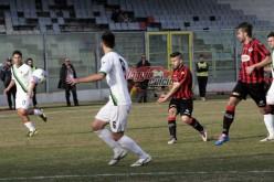 Sicurella non basta: il Foggia fa solo 1-1 a Reggio Calabria
