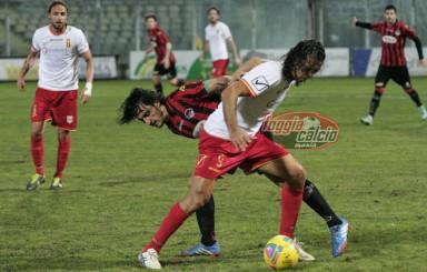 Stagione 2013/2014 Foggia calcio-Messina