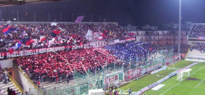 Taranto-Bisceglie vietata ai tifosi ospiti