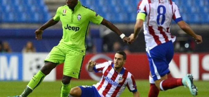 Champions League: Atletico Madrid-Juventus 1-0, decide Arda Turan