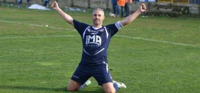 Serie D Girone H: Bomber, De Rosa è il nuovo leader