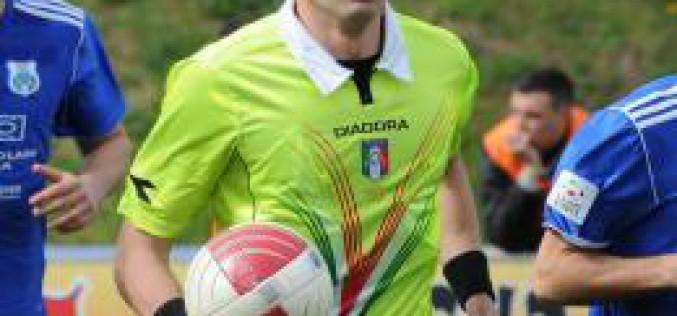 Serie D Girone H: i direttori di gara della nona giornata