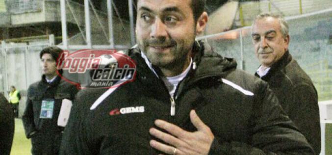 """Foggia, De Zerbi: """"Volevamo schiacciare il Messina e ci siam riusciti. Pochi tiri? Si difendevano in nove"""""""