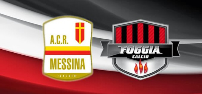 L'avversario del Foggia: Messina