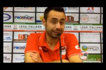 Roberto De Zerbi – Conferenza stampa del 10/10/14