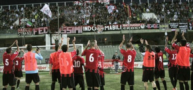 Foggia-Catanzaro 1-1. Per i rossoneri gol del catanzarese Iemmello