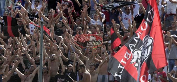Foggia-Salernitana: i prezzi dei biglietti