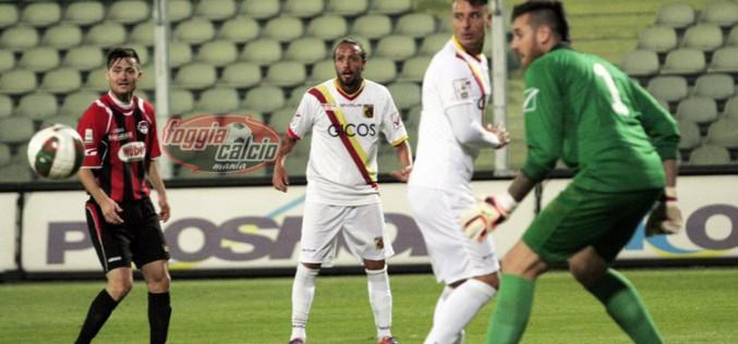 Foggia-Catanzaro 1 – 1 Iemmelo gol, pari contro il Catanzaro
