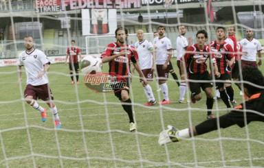 Stagione 2014/2015 Foggia calcio-Salernitana