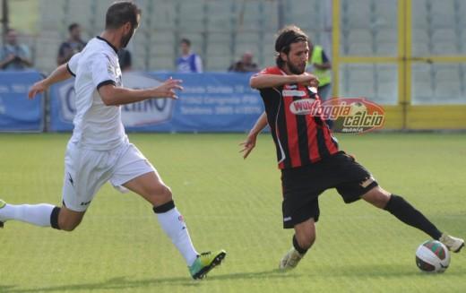 Iemmello pronto a fare gol al suo Catanzaro, con dedica al Presidente Lo Campo