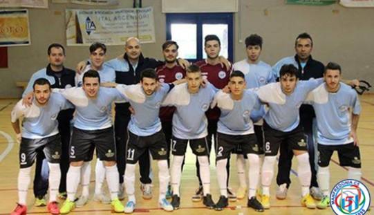Under 21 C5: il Manfredonia conferma la vetta battendo il Salinis per 5-1