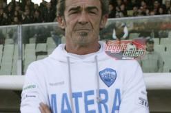 """Matera, Auteri: """"Il Catanzaro ha qualità ma noi ce la giocheremo"""""""