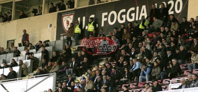 Foggia-Lecce: info accrediti