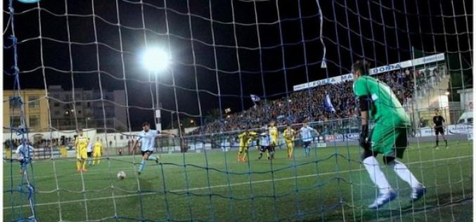 Manfredonia-Fidelis Andria 2-2