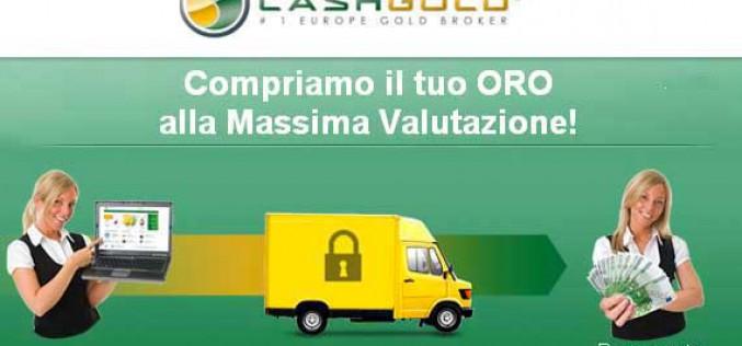 Cash Gold sponsor del Foggia