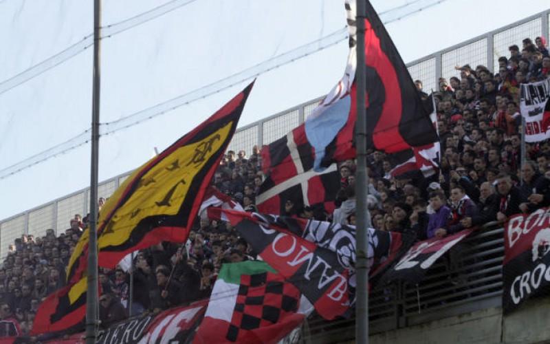 Brindisi-Foggia: info settore ospiti