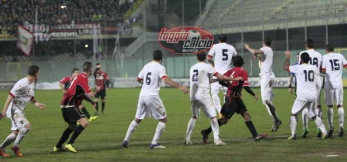 Foggia-Lecce, cronaca e tabellino della gara