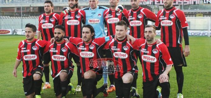 Foggia – Barletta  0 – 1 I biancorossi fermano la marcia del Foggia